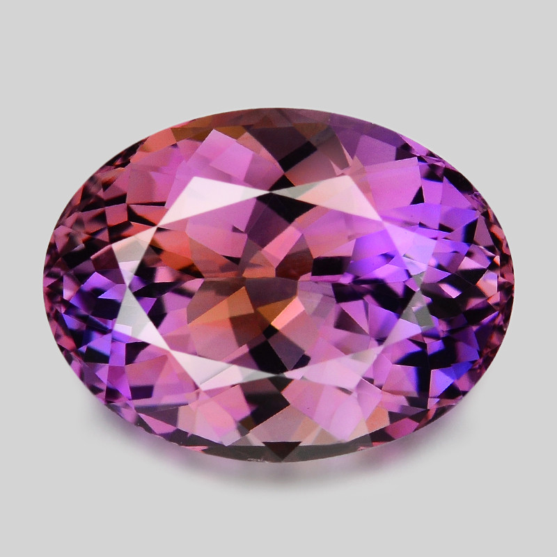 Purple Pink Tanzanite 4.77 Cts  Purple Pink  Color Natural Tanzanite Gemsto