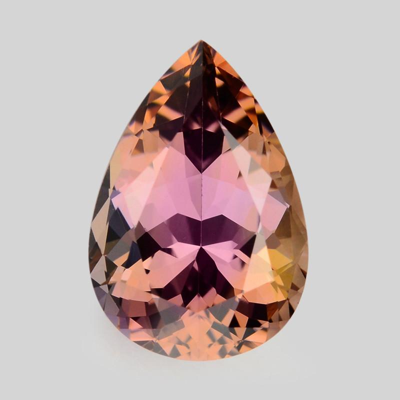 Pink Tanzanite  2.47 Cts Pink Color Natural Tanzanite Gemstone