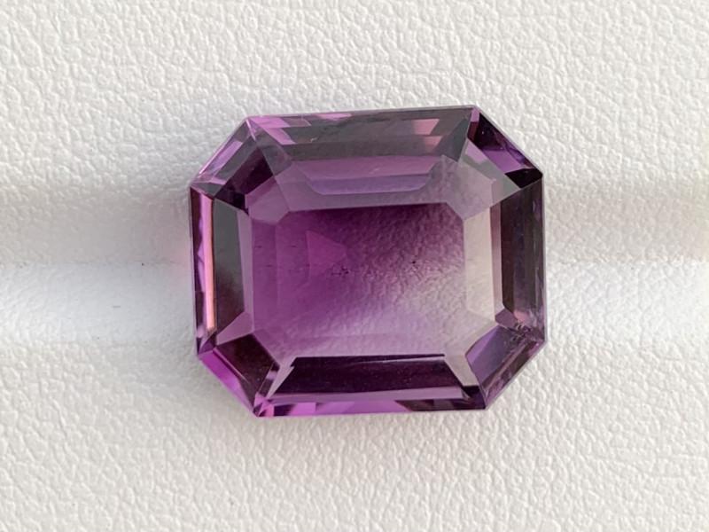 11.60 Carats Natural Amethyst Gemstone