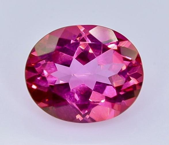 5.77 Crt Topaz Faceted Gemstone (Rk-4)