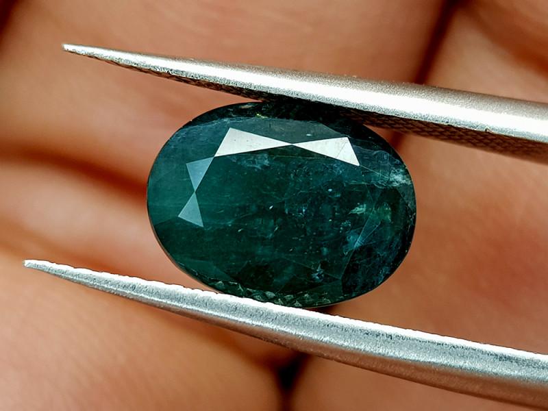 2Crt world Rarest Grandidierite  Natural Gemstones JI38