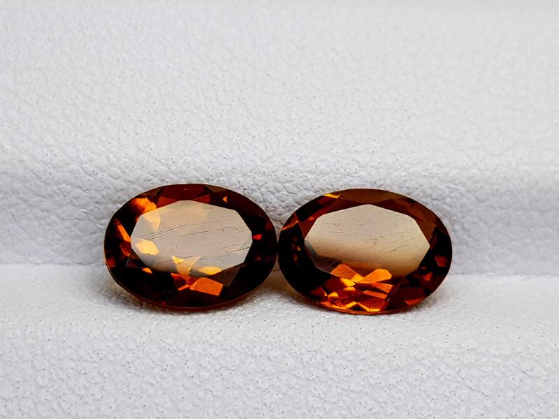 2.05Crt Madeira Citrine Natural Gemstones JI38