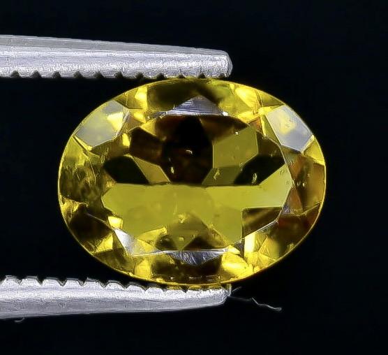 1.29 Crt Tourmaline Faceted Gemstone (Rk-5)