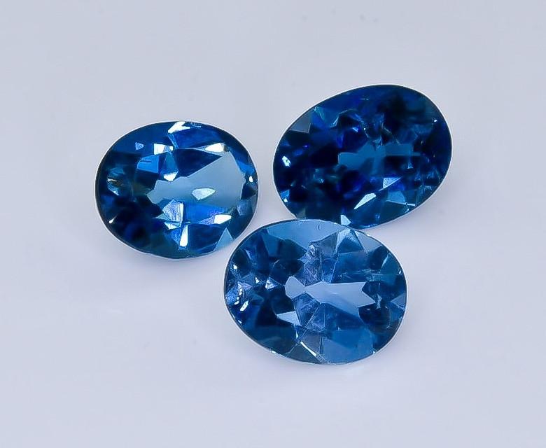 4.45 Crt Topaz Lot Faceted Gemstone (Rk-5)