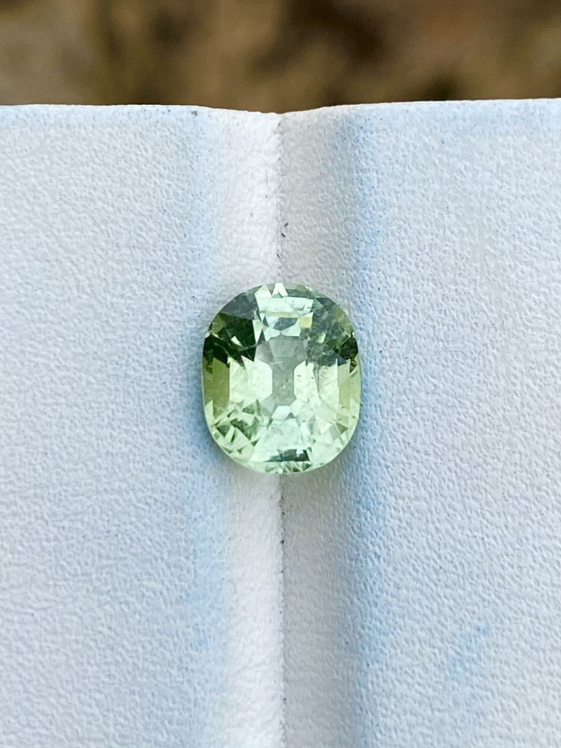 Natural Green Tourmaline 3.00 Cts Good Quality Gemstone