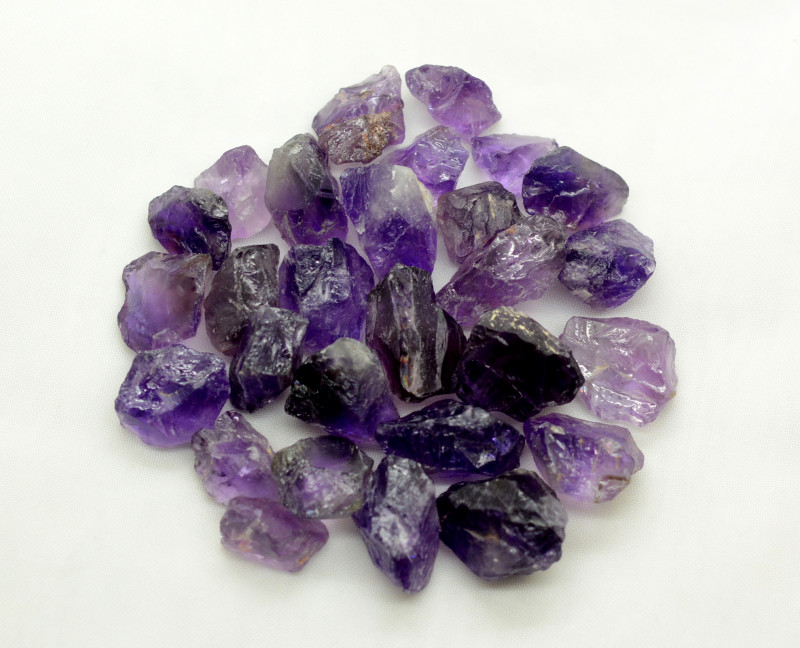 300 CT Beautiful Top Rough Amethyst From Africa