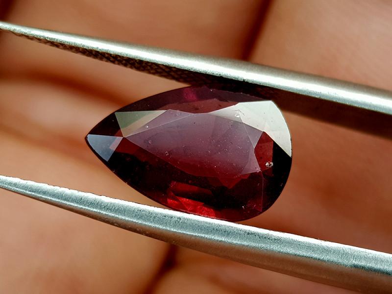 2.85Crt Rhodolite Garnet Natural Gemstones JI39