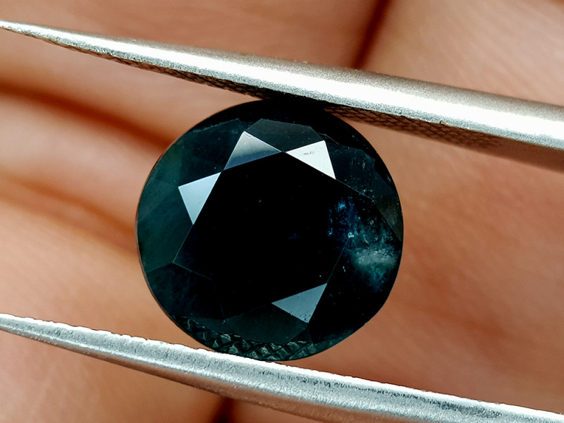 3.35Crt world Rarest Grandidierite  Natural Gemstones JI39