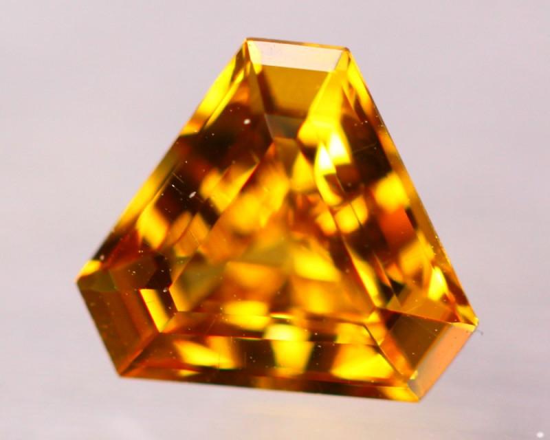 1.15ct Natural Yellow Citrine Fancy Cut Lot V8877