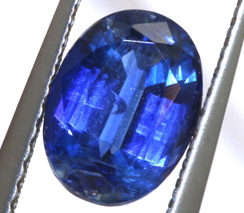1.75 CTS BLUE KYANITE NATURAL STONE  PG-656  PRECIOUSEGEMS
