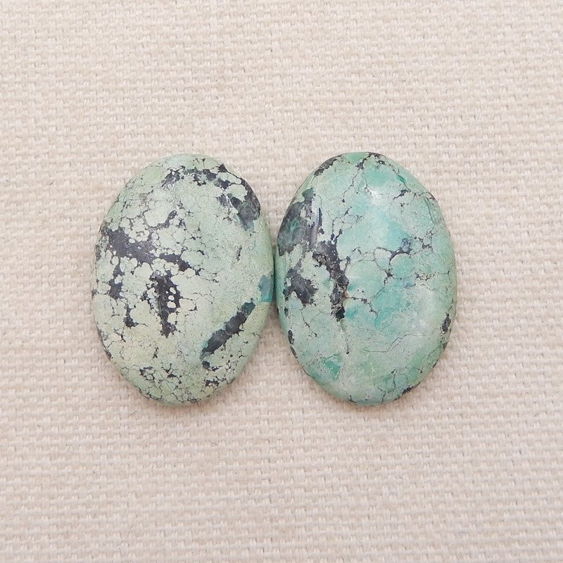 D1288 - 25cts Lucky Turquoise, Handmade Gemstone, Turquoise Cabochons, Luck