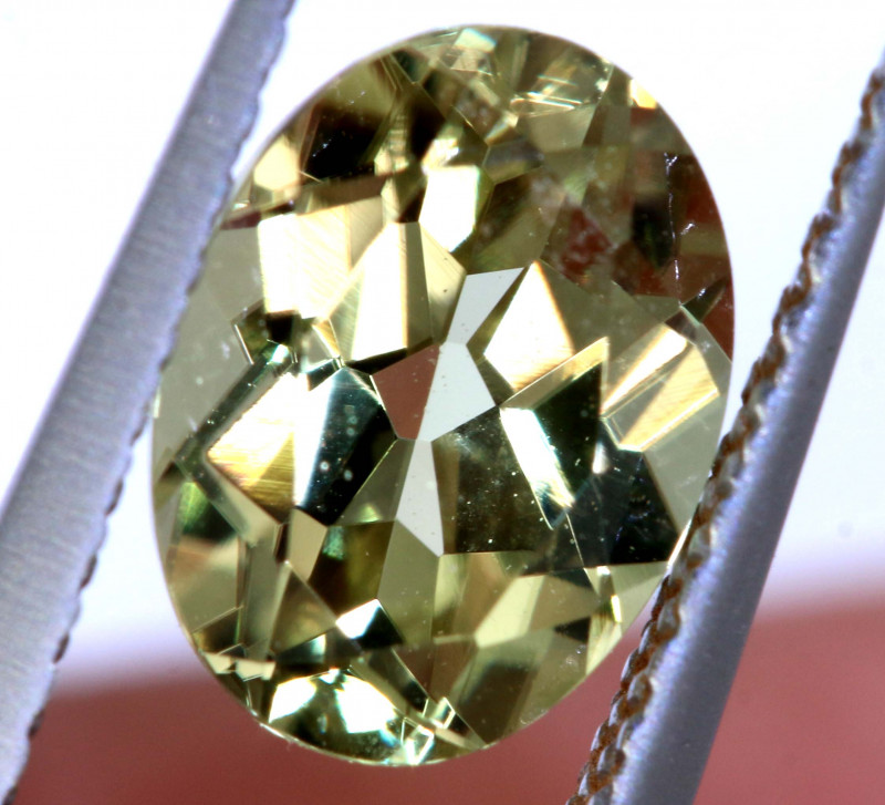 1.5CTS CERTIFIED DIAPSORE FACETED TURKEY RARE MINERAL TBM-1392