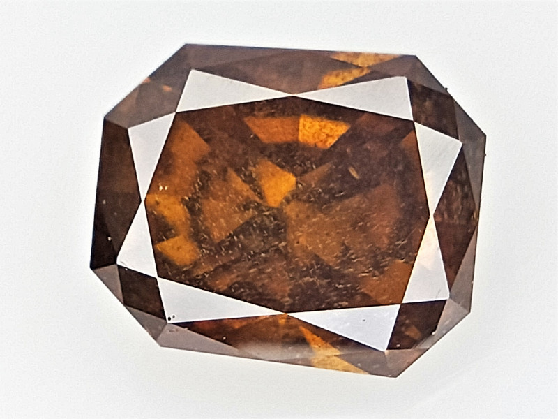 0.25 cts , galaxy inclusion Diamond , Unique Dotted gerum Diamond