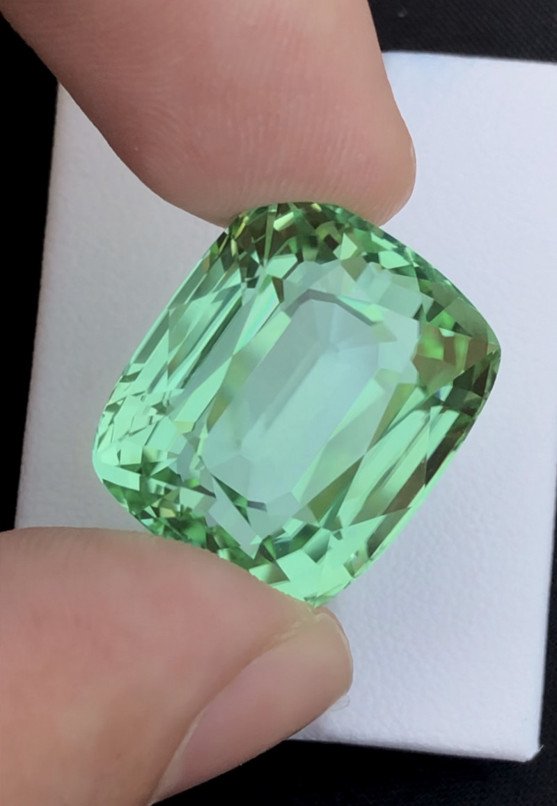 43.10 Natural  Stunning Mint Green Gemstone