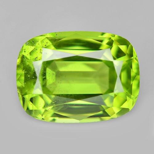 Peridot 1.81 Cts Fancy Green Natural Gemstone