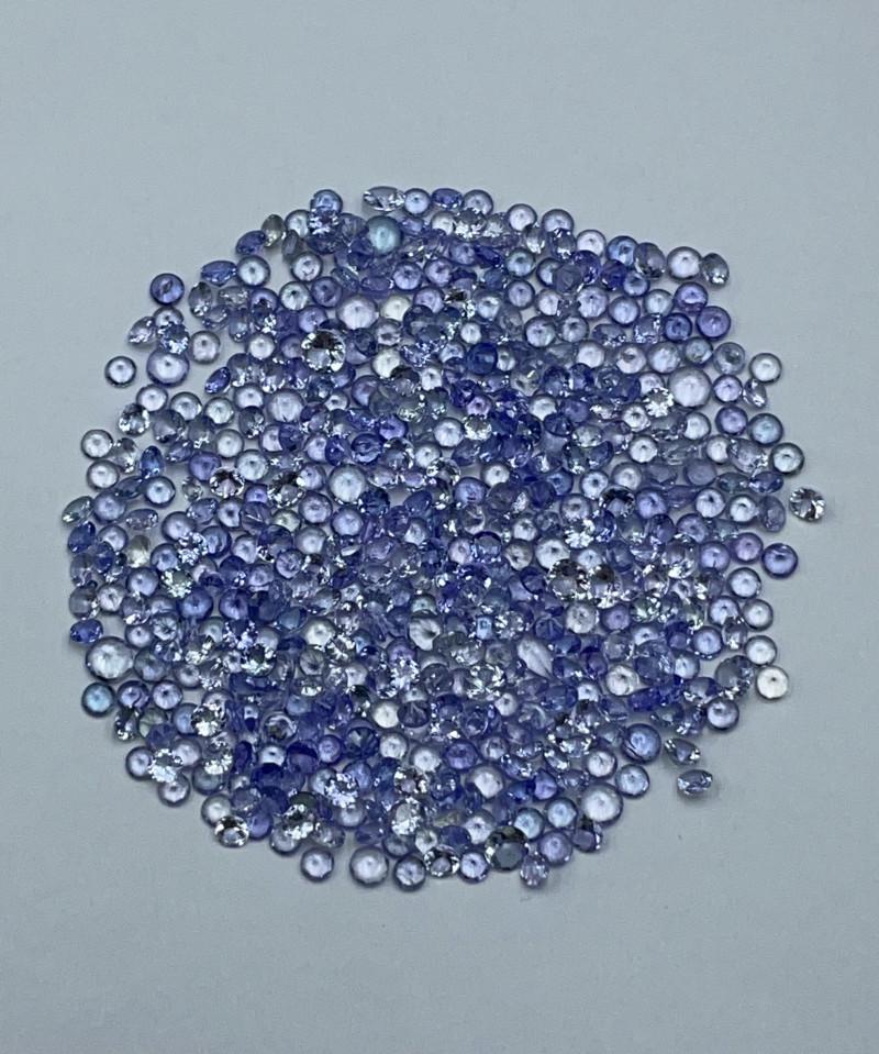 57.50 CT Tanzanite Gemstone parcel