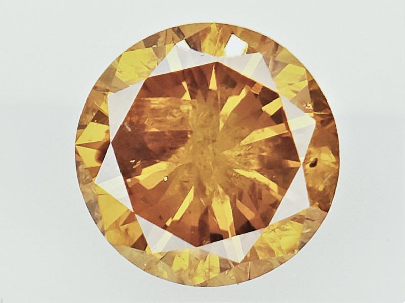 Rarest Colored Diamond ,Diamond For jewelry , 0.44 cts