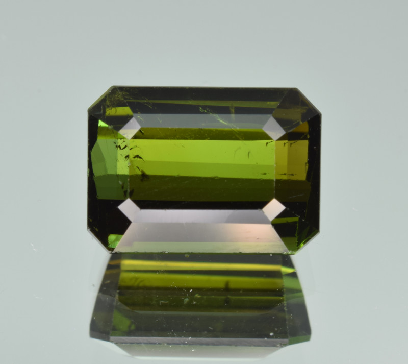 Natural Tourmaline 3.23 Cts, Precision Cut, Top Quality Gemstone