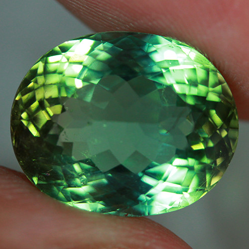 11.14 CT Copper Bearing Natural Mozambique Tourmaline  -TB7