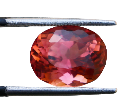 5.70 Cts Natural & Unheated~ Pink Tourmaline Gemstone