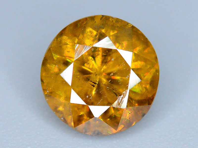 Rare AAA Fire 1.55 ct Sphene