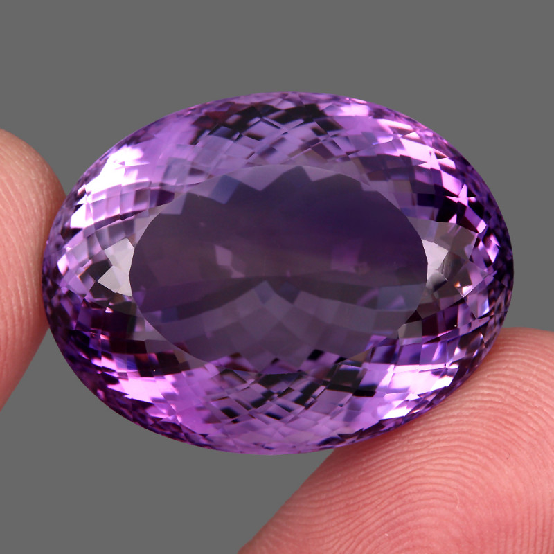 70.66  ct  Natural Earth Mined Top Quality Unheated Purple Amethyst,Uruguay