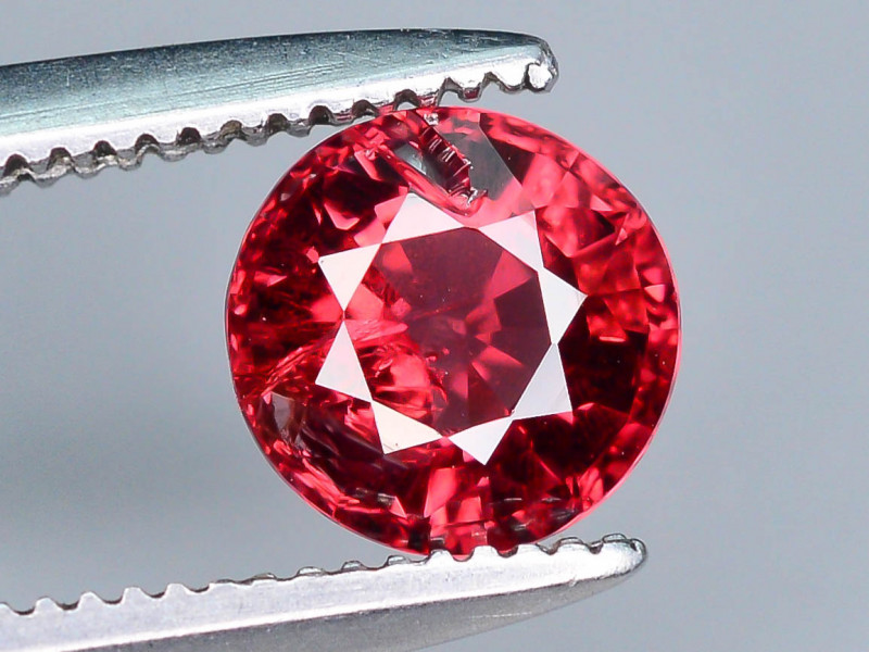 Rarest 1.20 ct Red Garnet one of a Kind Fire~Q