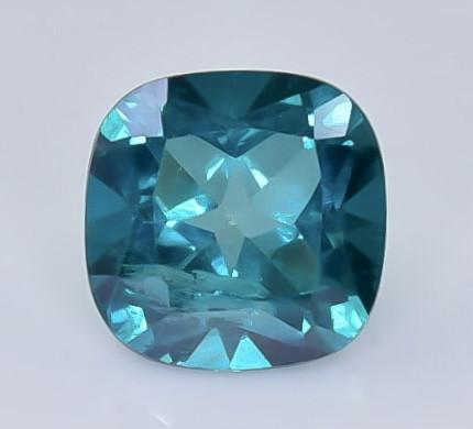 4.09 Crt Topaz Faceted Gemstone (Rk-12)