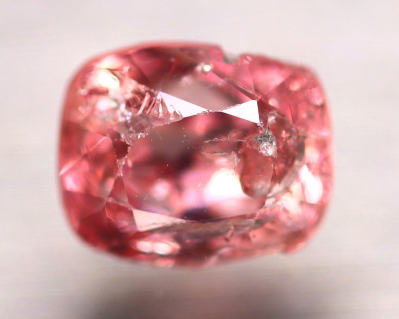 Spinel 1.30Ct Mogok Spinel Natural Burmese Pink Spinel E0613/B51