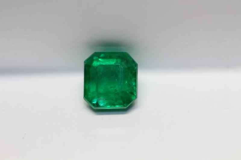 1.92 Carats Vivid Green AFGHAN (Panjshir) Emerald!
