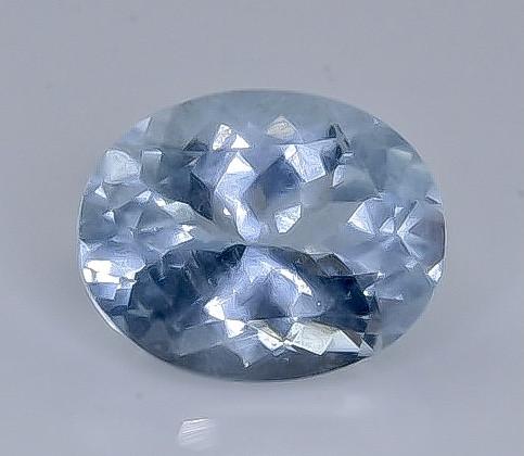 2.52 Crt Aquamarine Faceted Gemstone (Rk-14)