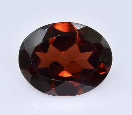 2.49 Crt Natural Garnet Faceted Gemstone.( AB 29)