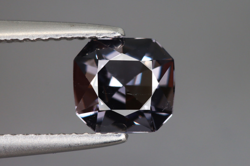 1.935 CT SPINEL GRAY 100% CLEAN NATURAL UNHEATED MINE BURMESE
