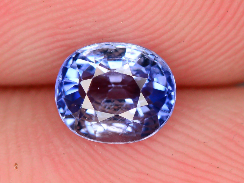 1.10 ct Natural Untreated Blue Sapphire