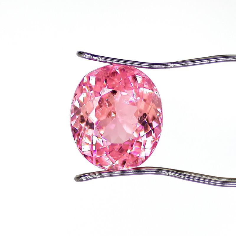 Pink Tourmaline, 5.51ct, Mozambique