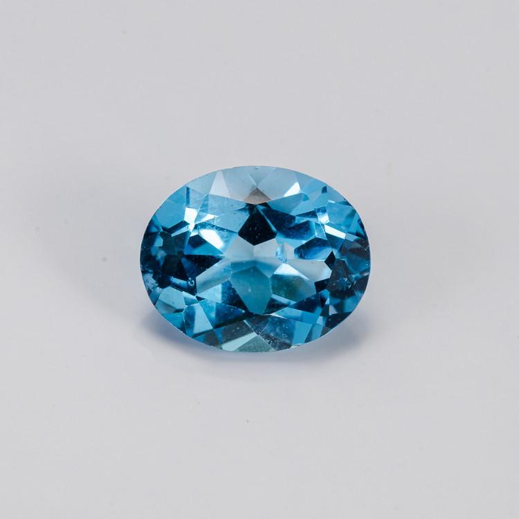**15NR**2.88  ct. Natural Blue Topaz
