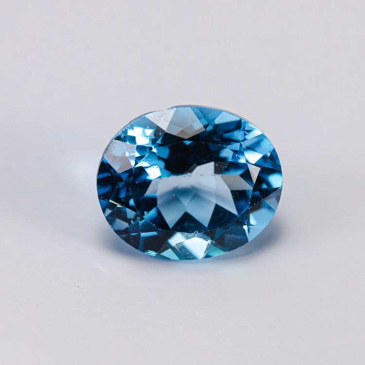 **15NR**6.17 ct. Natural Blue Topaz