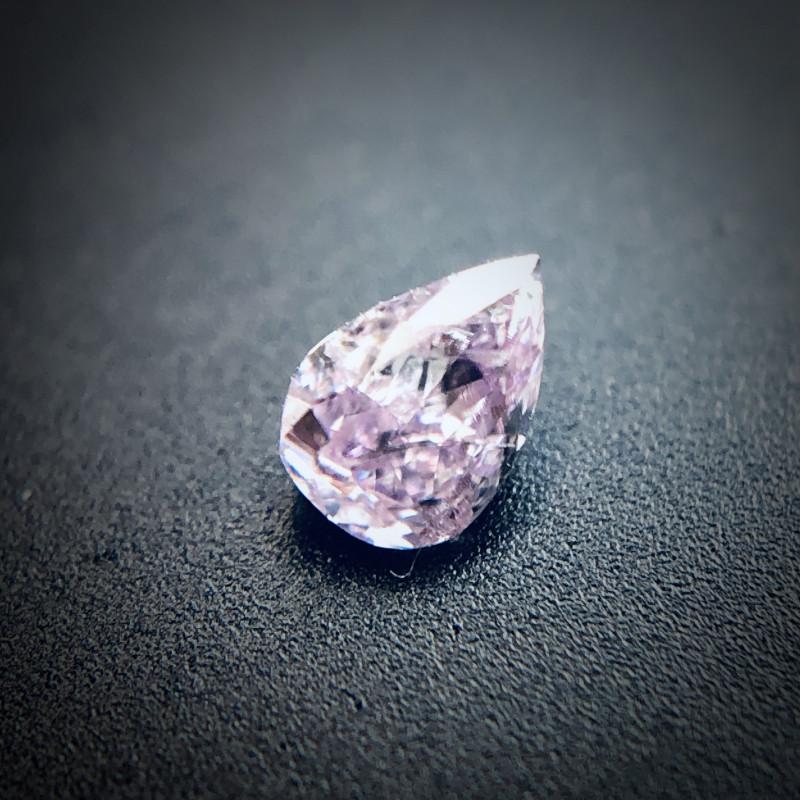 0.07 Fancy Pinkish Purple I1