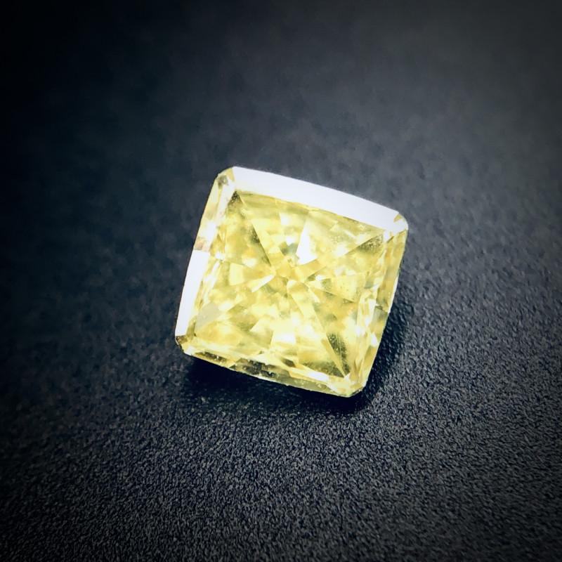 0.19 Fancy Intense Yellow VVS2