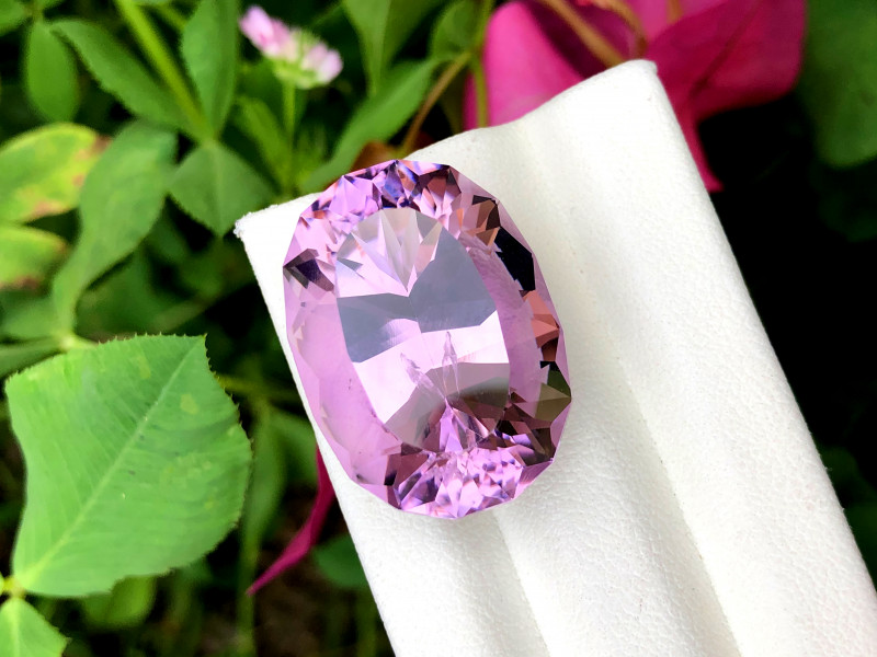 Amethyst, 32.53 Cts Natural Top Color & Cut Amethyst Gemstones