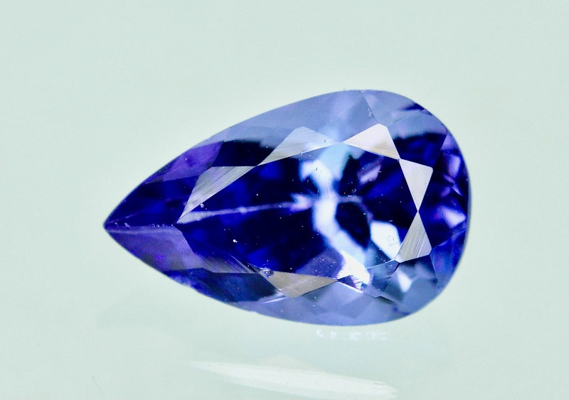 Natural Tanzanite 1.35 Ct Color Top Quality ~ Gorgeous 1