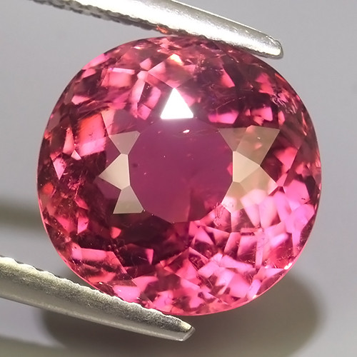 7.15 CTS EXCELLENT LUSTER PINK NATURAL TOURMAILNE NIGERIA