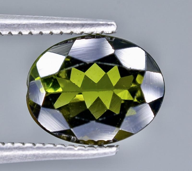 1.69 Crt Tourmaline Faceted Gemstone (Rk-22)