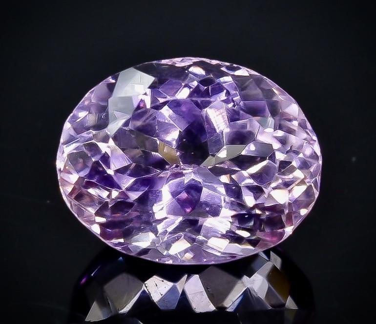 12.94 Crt Natural Ametrine Faceted Gemstone.( AB 31)