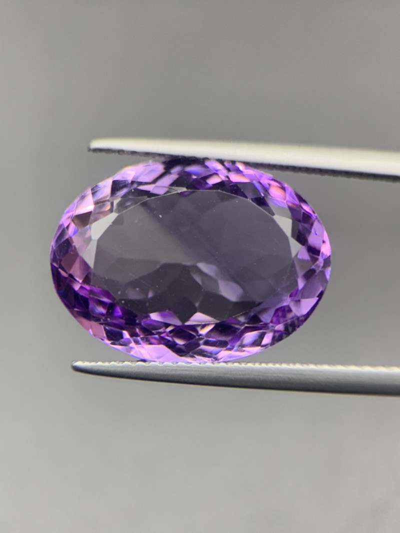 14.30 Cts Excellent Purple Amethyst. Ame-0310