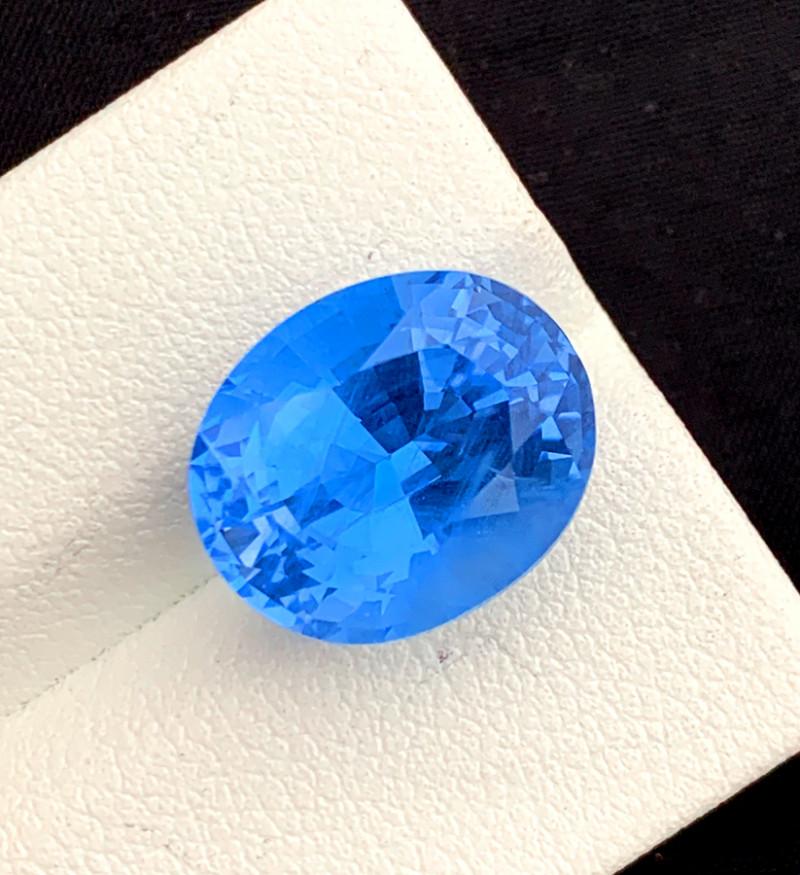8.50 cts Santa Maria Color Aquamarine