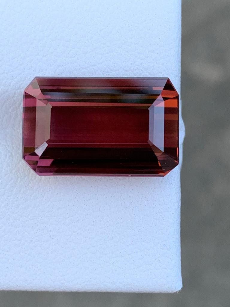 Brownish Pink tourmaline 10.44cts from Africa