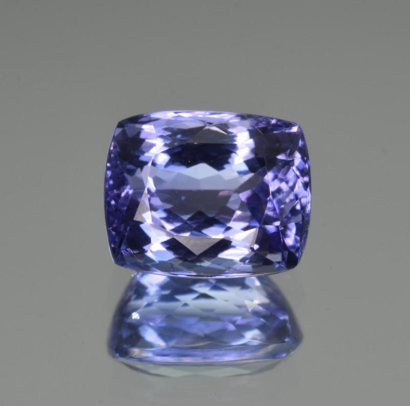 Natural Tanzanite 4.45 Cts Top Grade  Faceted Gemstone