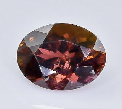 1.60 Crt Natural Tourmaline Faceted Gemstone.( AB 32)