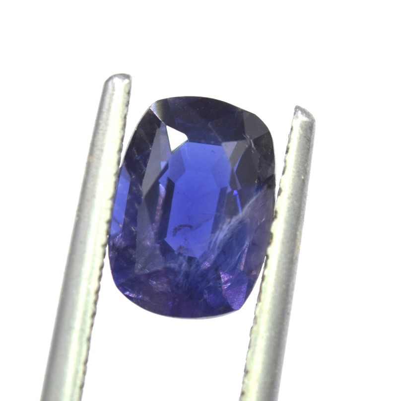 2.45 crt Natural Kyanite Gemstone Quality Faceted Gemstone,Blue ,Loose Gems
